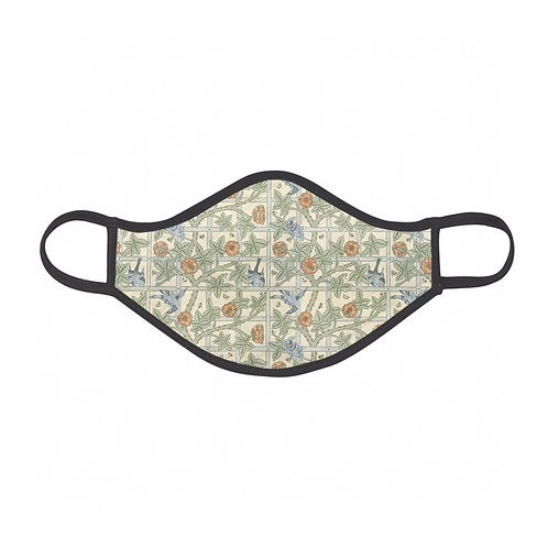 William Morris Trellis Face Mask