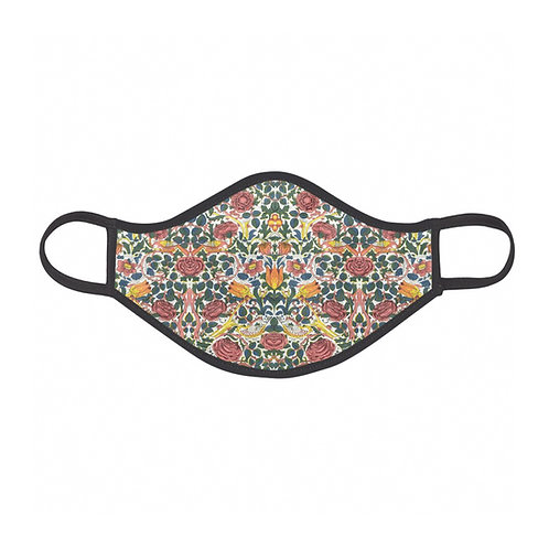William Morris Rose Face Mask