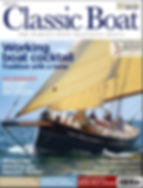Classic Boat sailing David Watson Sam Petty Silk Press Magazine review pocket square scarf