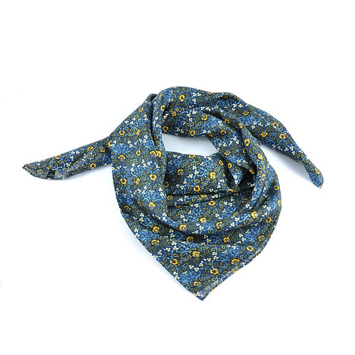 William Morris - Eyebright Square Scarf