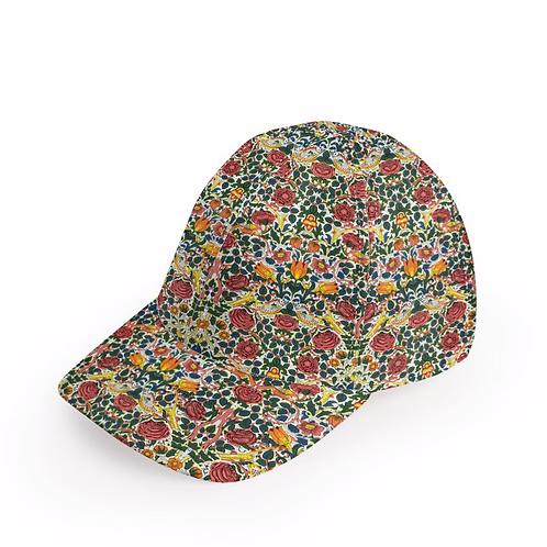 William Morris Rose Cap