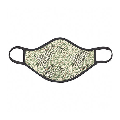 William Morris Willow Bough Face Mask