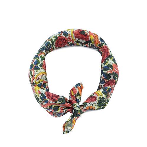 William Morris - Rose Ladies Neckerchief