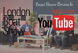 London Boat Show Youtube Boat Show Brunch David Watson Sam Petty Silk Press Magazine review pocket square scarf