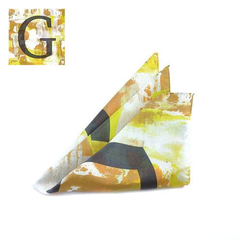 G Pocket Square