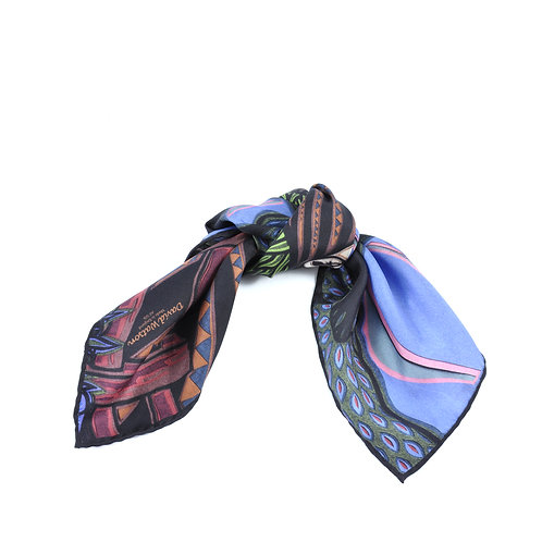Barn Owl Hair Tie