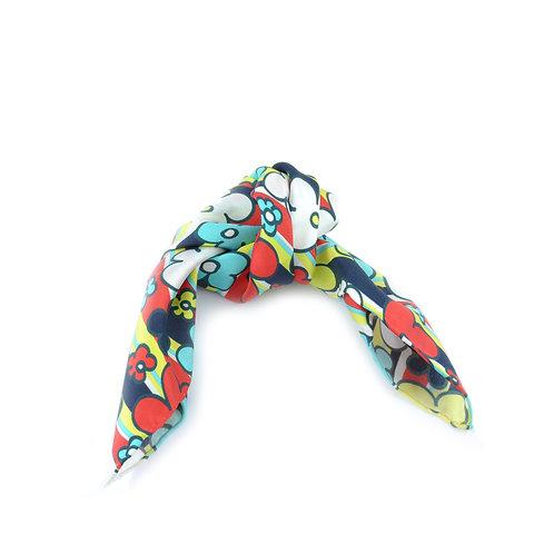 Retro Daisies Hair Tie