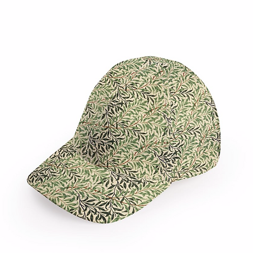 William Morris Willow Bough Cap