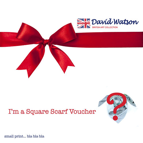 Square Scarf Voucher