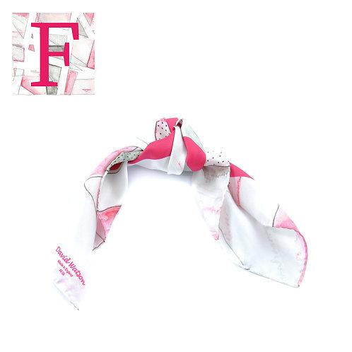 F Hair Tie
