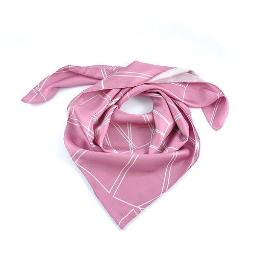 The Round Table Square Scarf
