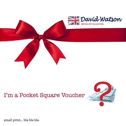 Pocket Square Voucher