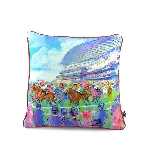Ascot Colour Cushion