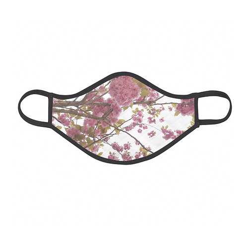 Cherry Blossom Face Mask