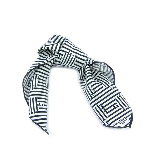 Jane Austen's Pelisse Coat Hair Tie