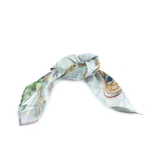 Henley Silk & Cotton Hair Tie