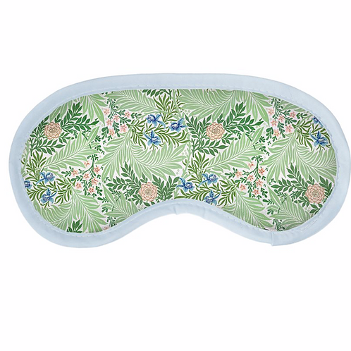 William Morris Larkspur Eye Mask