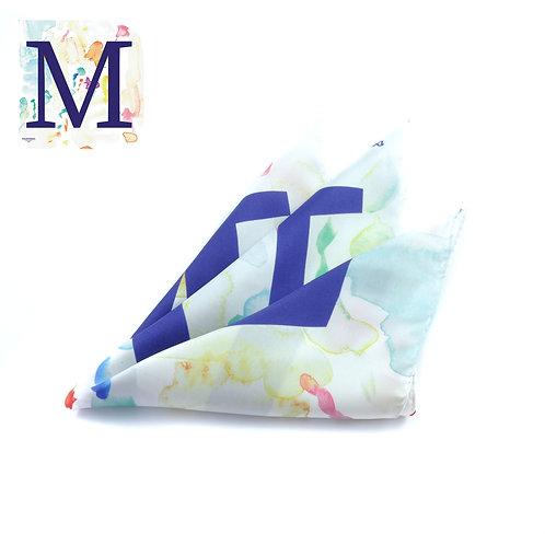 M Pocket Square