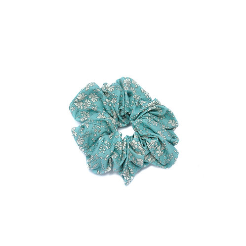 Organic Cotton Liberty Capel Scrunchie