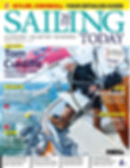 Boat sailing today David Watson Sam Petty Silk Press Magazine review pocket square scarf