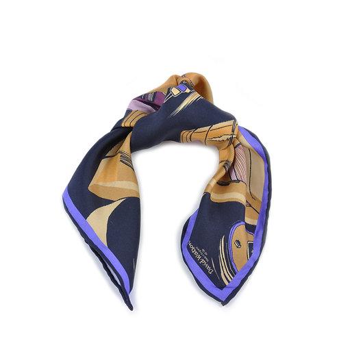 Golden Arrow Hair Tie