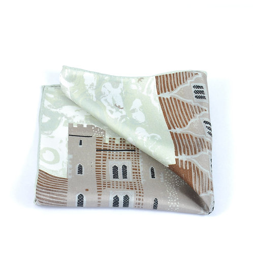 Knole House Pocket Square