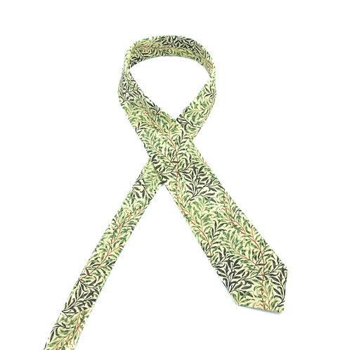 William Morris - Willow Bough Tie