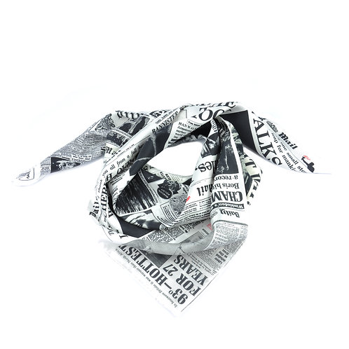 Daily Mail Square Scarf