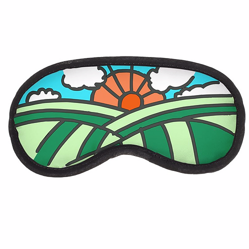 Sunrise Eye Mask
