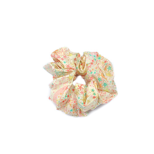 Organic Cotton Liberty Adelajda II Scrunchie