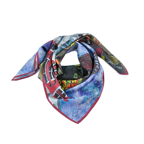 St Annes Sq - Manchester Square Scarf
