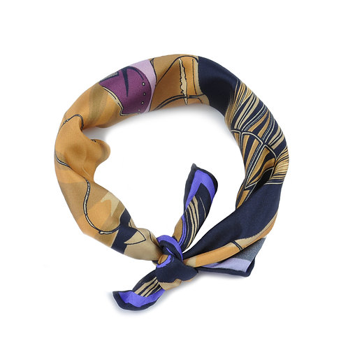 Golden Arrow Ladies Neckerchief