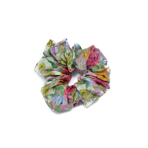 Organic Cotton Liberty Melody Scrunchie