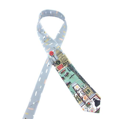 Thames People Tie