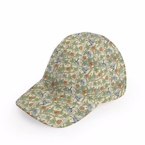 William Morris Trellis Cap