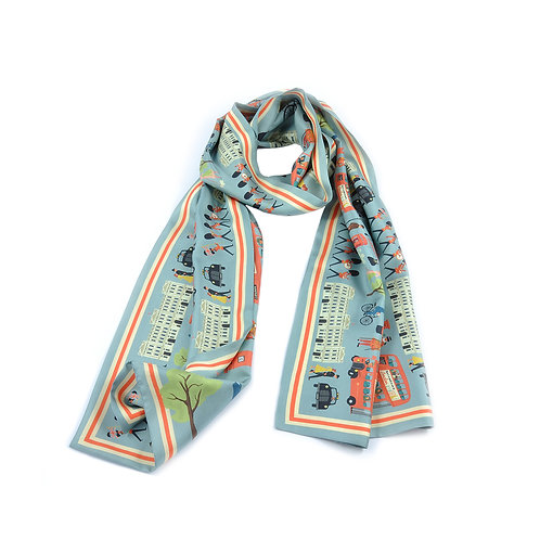 London's Calling Long Scarf