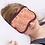 Thumbnail: William Morris Pink & Poppy Eye Mask