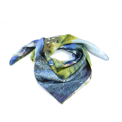 Staithes Beck Square Scarf