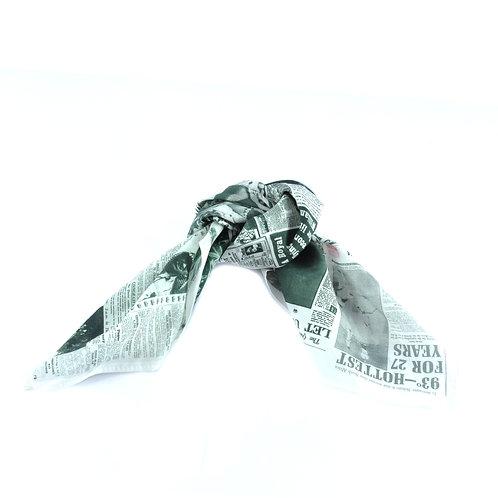 Daily Mail Silk & Cotton Hair Tie