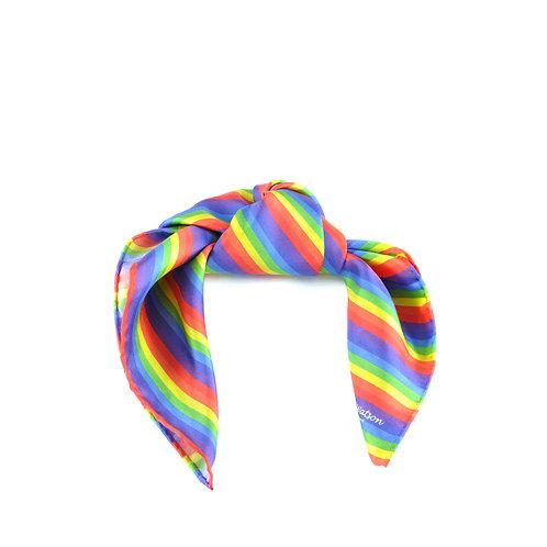 NHS Rainbow Hair Tie