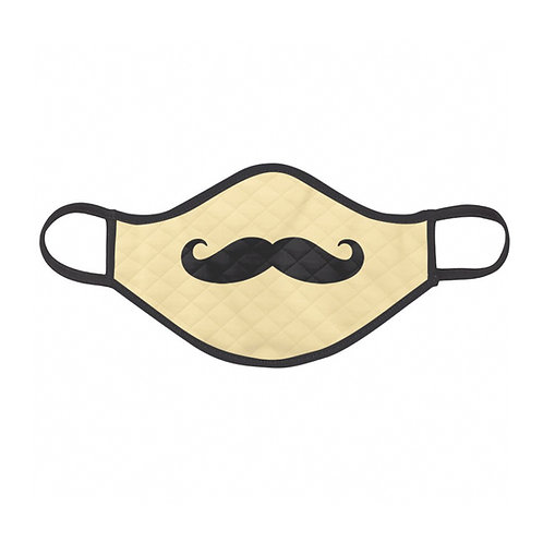 Children's Moustache Face Mask