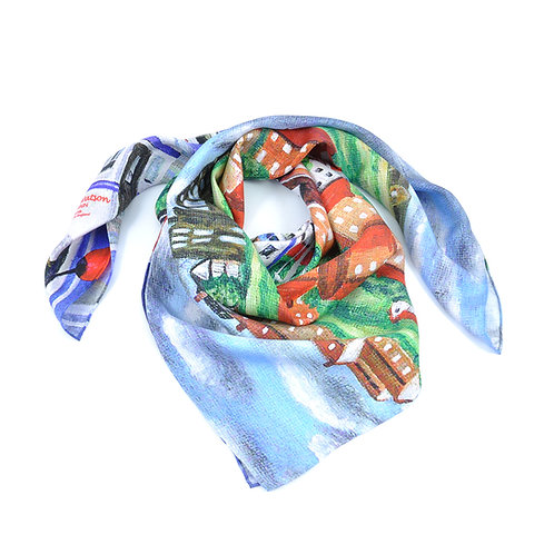 Whitby Square Scarf