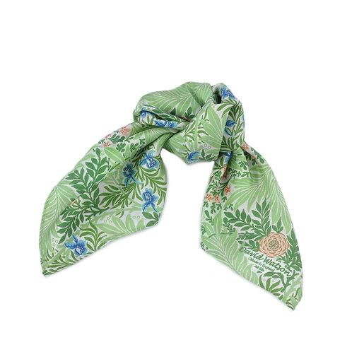 William Morris - Larkspur Hair Tie