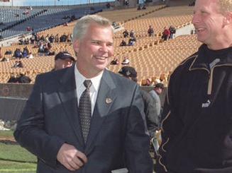 Randy Mueller Football Advising