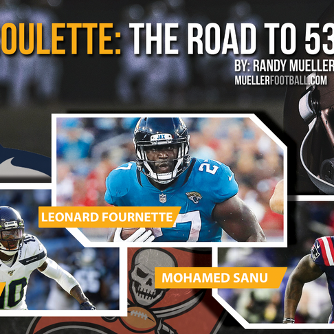 Roster Roulette: The road to 53