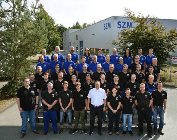 SZM have a team of 80 employees