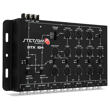 Stetsom STX104