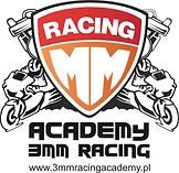 3mm racing logo firma współpracująca z fotografia walerczuk