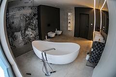 łazienka spa dom relaks