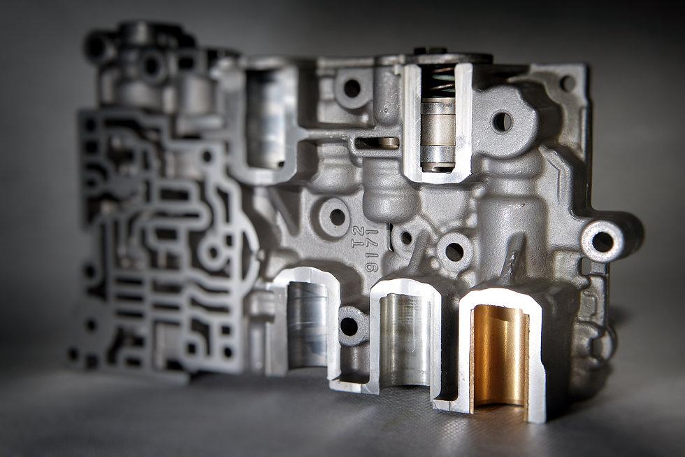 silnik komercja mechanik